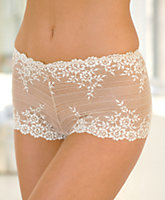 Embrace Lace Boy Short