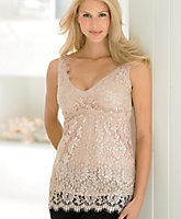 Pure Romance Lace Top