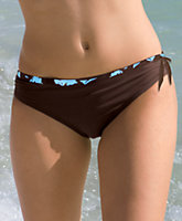 Print Trim Bikini Brief