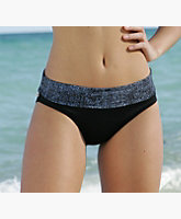 Key West Hi Waist Foldover-BELOW WHOLESALE!