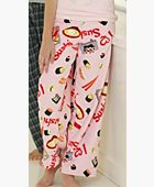 Pink Sushi Pants for Girls