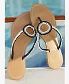 Magi Beaded Sandal