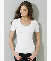 Invisible Short Sleeve T-Shirt