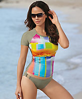 Crystal Cove Swim Shirt