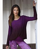 Layering Dip Dye Sweater