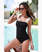 Sash Strap One Piece