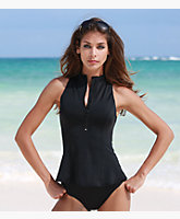 Bond Girl Tankini by Fit 4 U