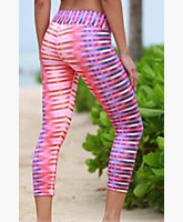 Outta Sight Capri Leggings
