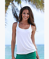 Cotton Duffle Tank