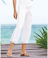 Weekend Getaway Crop Pant