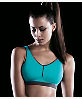 Active Wear Sports Hold Bra