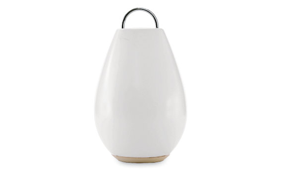 Luau Portable Lamp, White – Design Within Reach