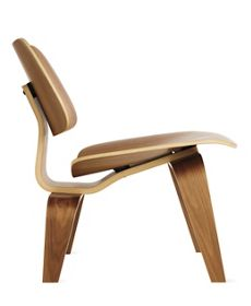 Eames�� Molded Plywood Lounge Chair, LCW