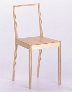 Vitra Miniatures Collection: Morrison Ply Chair