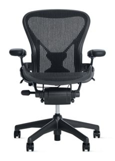 Aeron® Chair - Lumbar Support - Design Within Reach