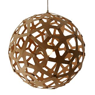 Coral Pendant, Natural                    - Design Within Reach