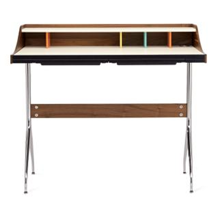 Nelson Swag Leg Desk> - Design Within Reach