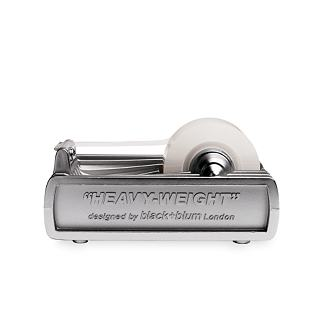 Heavy-Weight Tape Dispenser, None                       - Design Within Reach :  office vintageinspired heavy heavyweight