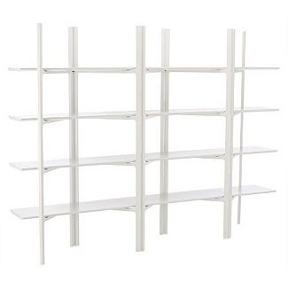 Parallel Shelving        -                Shelving/Storage        -                Workspace        -                Categories                    - Design Within Reach :  shelves room divider