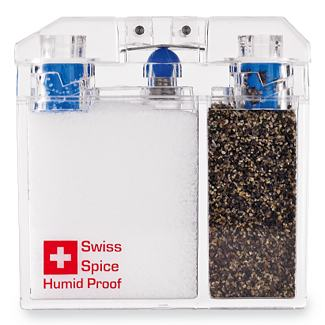 Swiss Spice Salt and Pepper Shaker - View All Dining - Dining - Categories - Design Within Reach