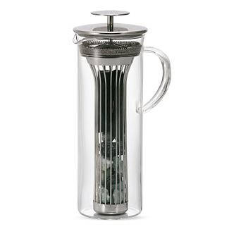 Design Within Reach Charcoal Water Pitcher :  purified water water green green design
