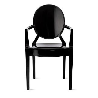 Louis Ghost Armchair :  philippe starck home accessories home accents home decor