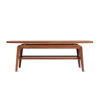Skagen Coffee Table, Walnut                       - Design Within Reach