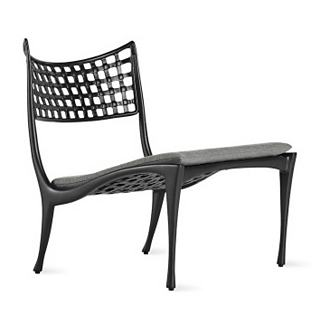 Sol y Luna Armless Lounge Chair
