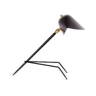 Serge Mouille - Tripod Desk Lamp