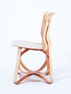 Gehry Hat Trick ™ Side Chair