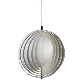 Moon Pendant - White                       - Design Within Reach