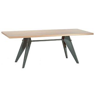 Prouvé EM Table         -                Desks        -                Workspace        -                Categories                    - Design Within Reach