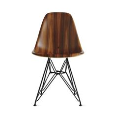 Eames® Molded Wood Side Chair