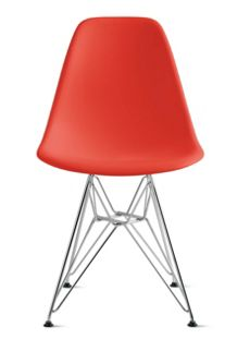 Eames® Molded Plastic Side Chair
