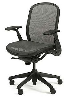 Chadwick Chair with Tilt Stop