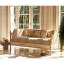 Salon Vincennes French-style Rattan Daybed