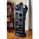 Gothic Dragon Tower of Tunes Sculptural CD Holder