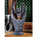 Dark Shadows Gargoyle Sculptural Lamp
