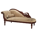 Swan Fainting Couch (Left Version) (Shown Here)