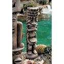 The God of the Luau Tiki God Statue