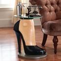 Stilettos Anyone? Sculptural Table