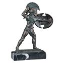 Spartan Hellinistic Ironwork Sculpture