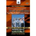 Booklegger David Leadbetter's Four Ways to Shoot Lower Scores DVD