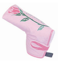 Breast Cancer Putter Cover