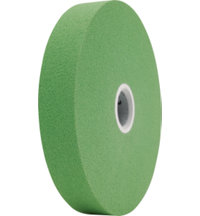 Green Polybond Finishing Wheel