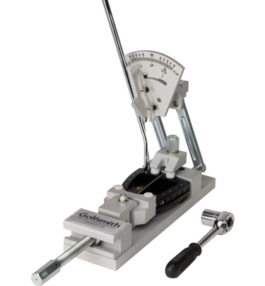 golf bending machine