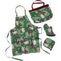 Golf Gifts & Gallery Fabric Ktichen-Wear Set (4-piece)