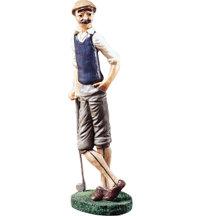 Gentleman Golfer Figurine