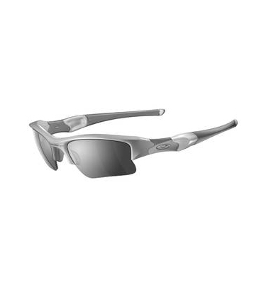 oakley flak jacket white and black