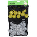 ZTech Foam and Airflow Balls in Mesh Bag